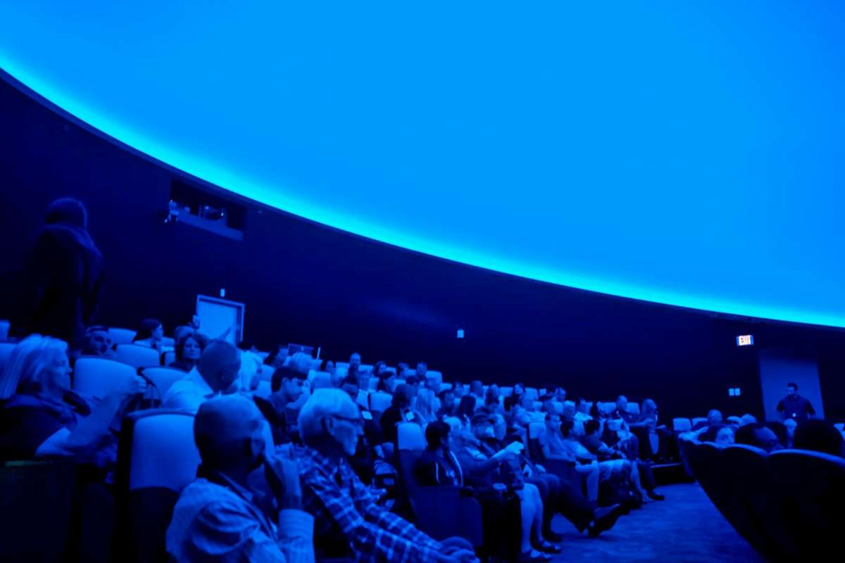 The Jim and Linda Lee Planetarium Celebrates 10,000 Visitors