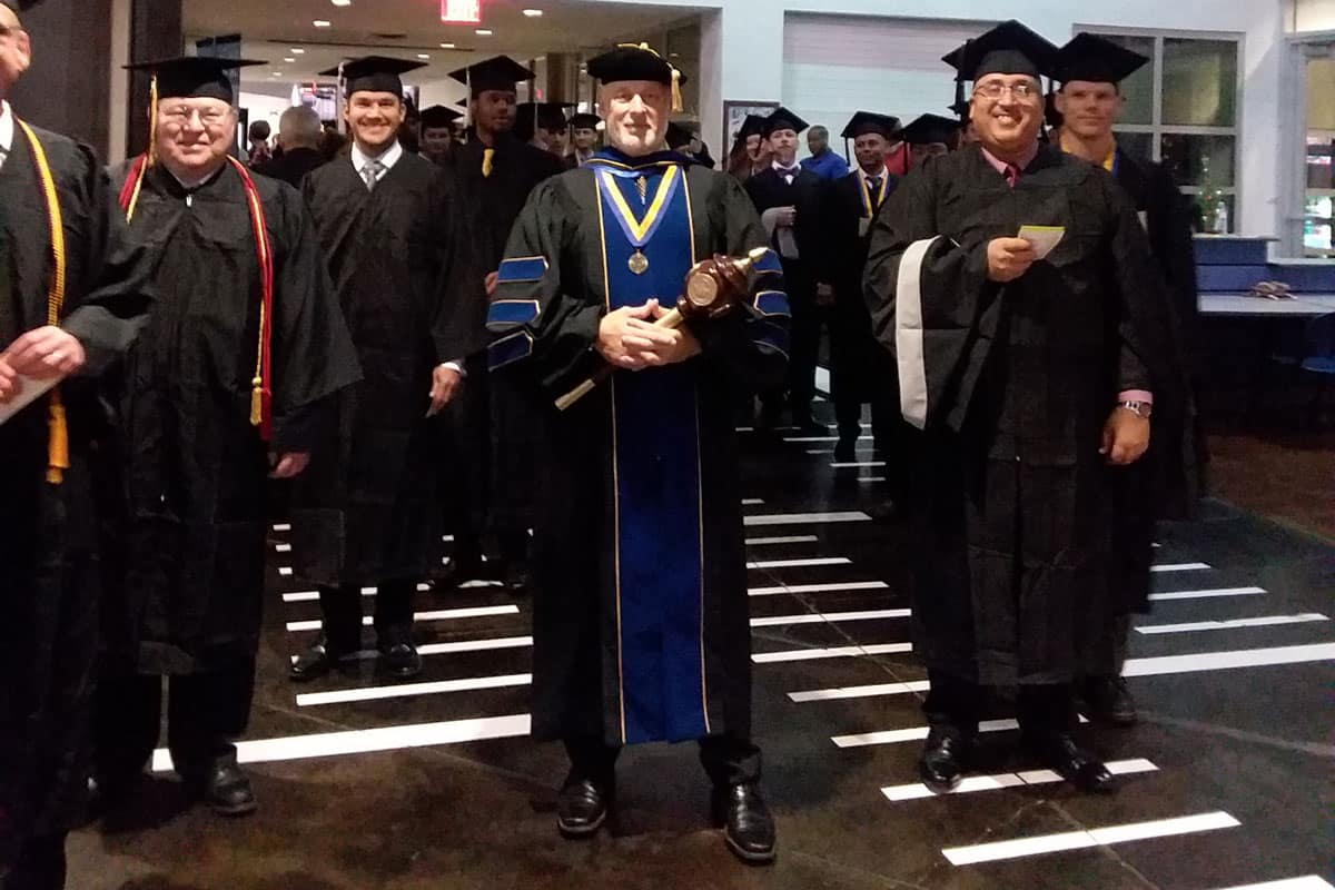 Embry Riddle Worldwide Commencement Increases Graduates In