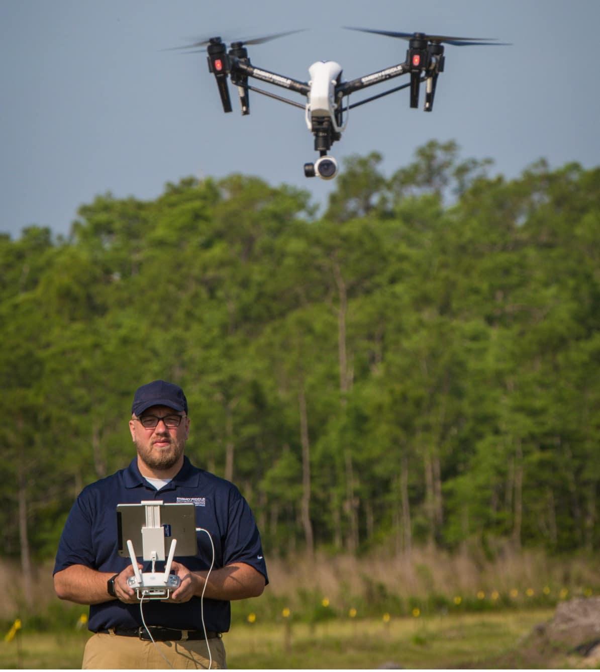 Brent Terwilliger's expertise will help define best practices for the safe, responsible operation of future unmanned aerial systems.