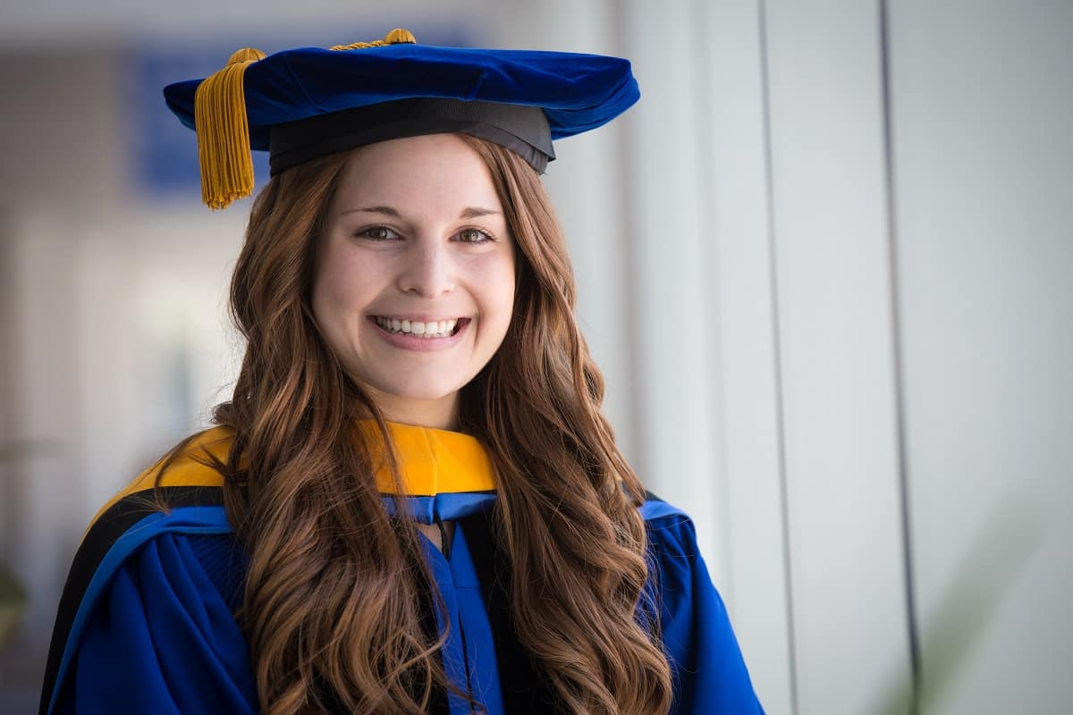 Tara Cohen received her Ph.D. degree in Human Factors from Embry-Riddle in May.
