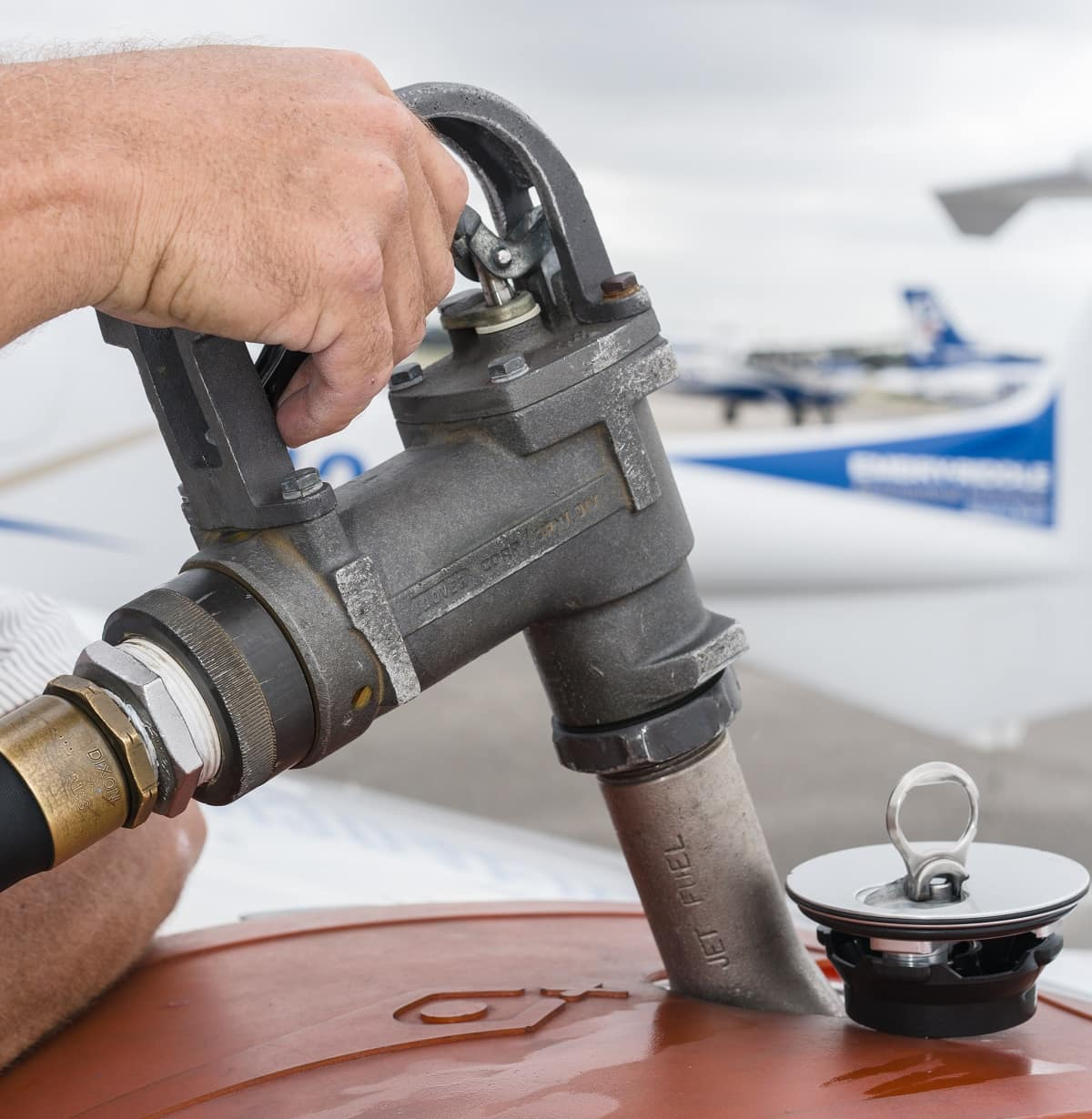 Coming Soon: Revolution in Aviation Fuel for General