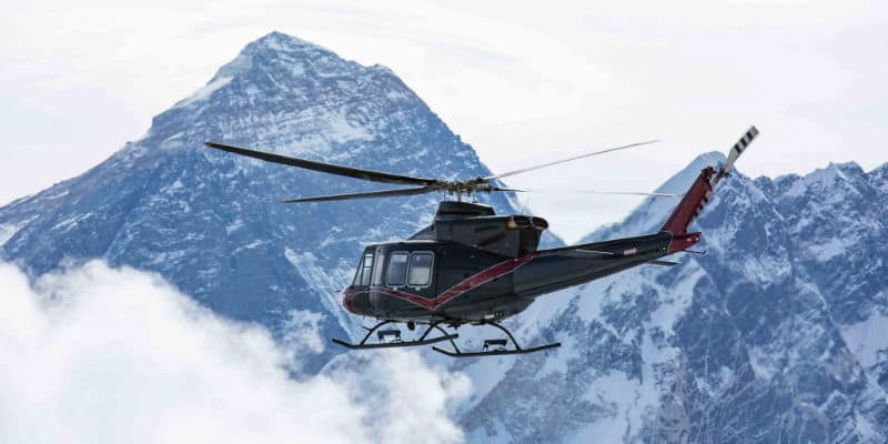 Bell Helicopter's new 412EPI craft