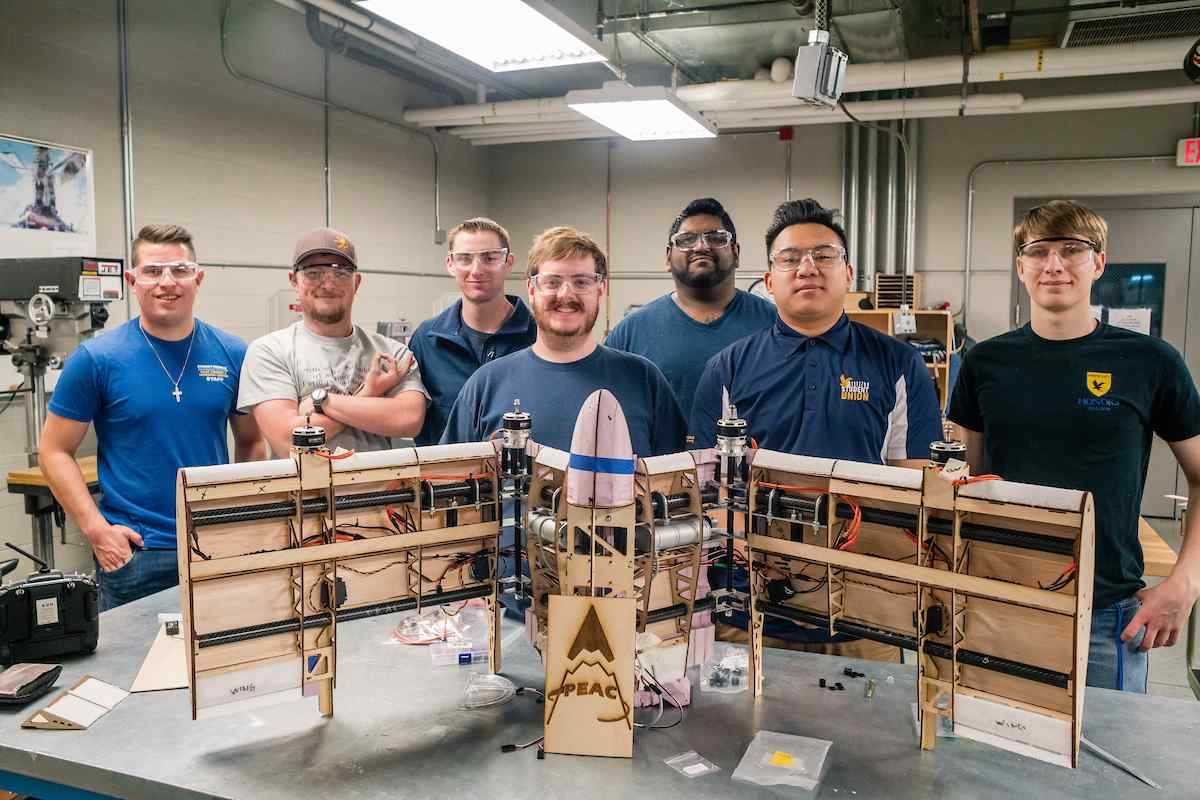 embry riddle capstone project ideas