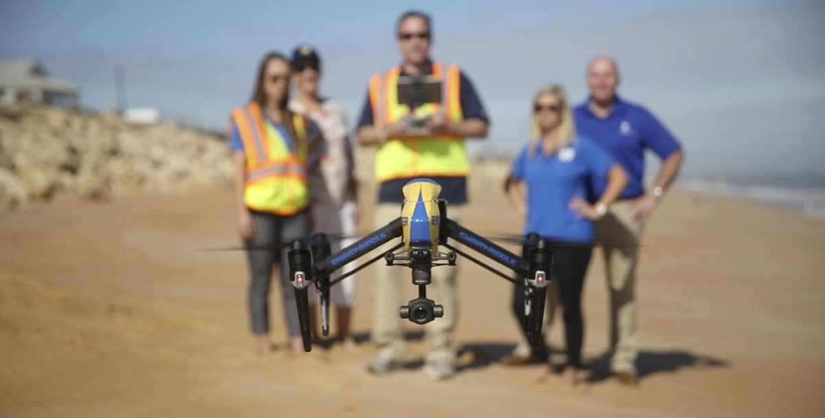 ERAU Worldwide is offering a free, two-week Massive Open Online Course on drone operation called Small Unmanned Aircraft Systems: Key Concepts for New Users.