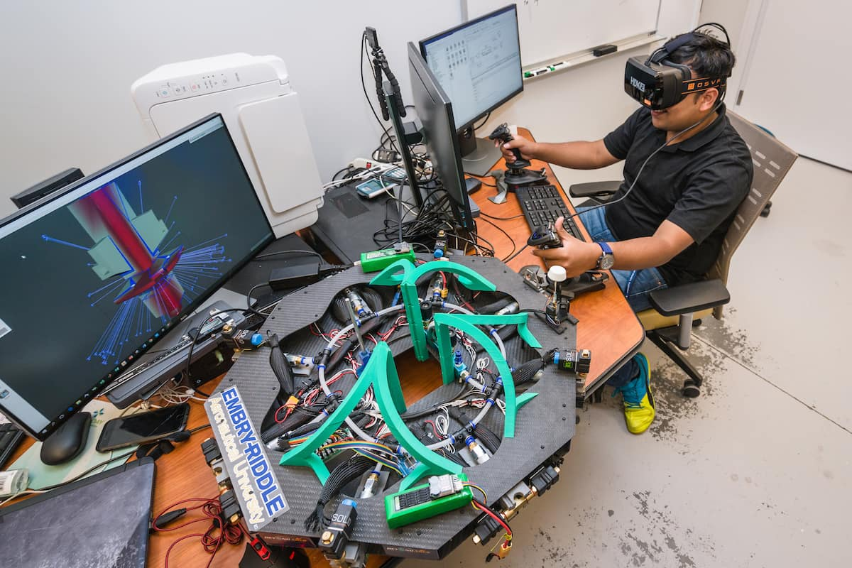 Best Aerospace Engineering Schools >> U.S. News & World Report Again Ranks Embry-Riddle Among Nation's Best Colleges in Undergraduate ...