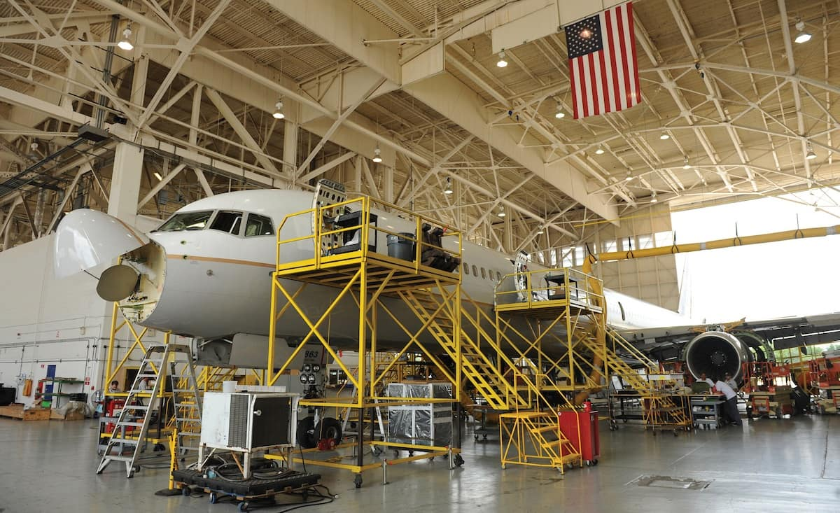 Trending in Aviation Aircraft Maintenance 20 | Embry ...