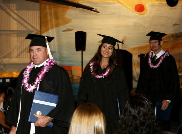 Hawaii Commencement
