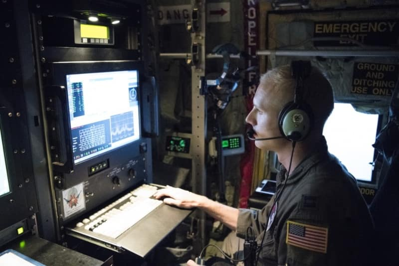 Davis White, graduate of the Applied Meteorology degree from Embry-Riddle's Prescott Campus, served as a missile operator for the North Dakota Air Force base