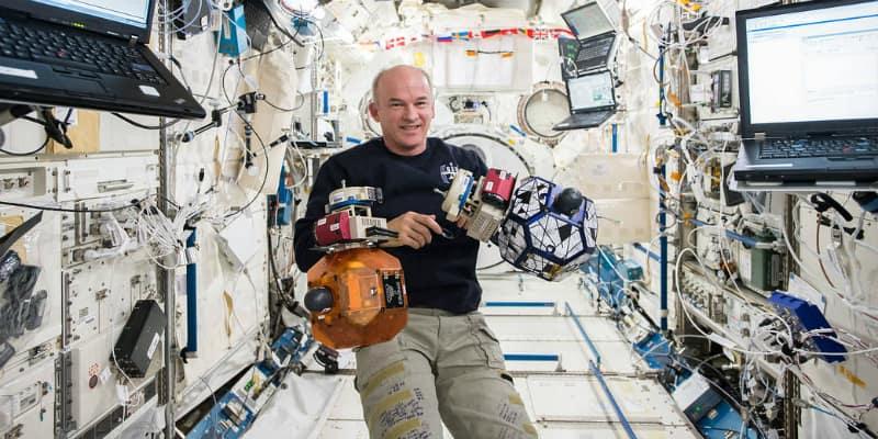 NASA Astronaut Jeff Williams. Photo Credit: NASA