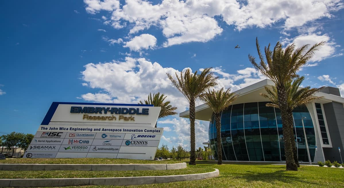 Market Research Companies >> Aerospace Industry Leaders Boeing, Embry-Riddle Partner to Support Tech Startups at Research ...