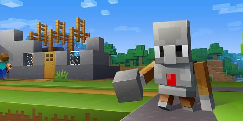 Microsoft's Minecraft Education Edition will be getting a Codebuilder add-on