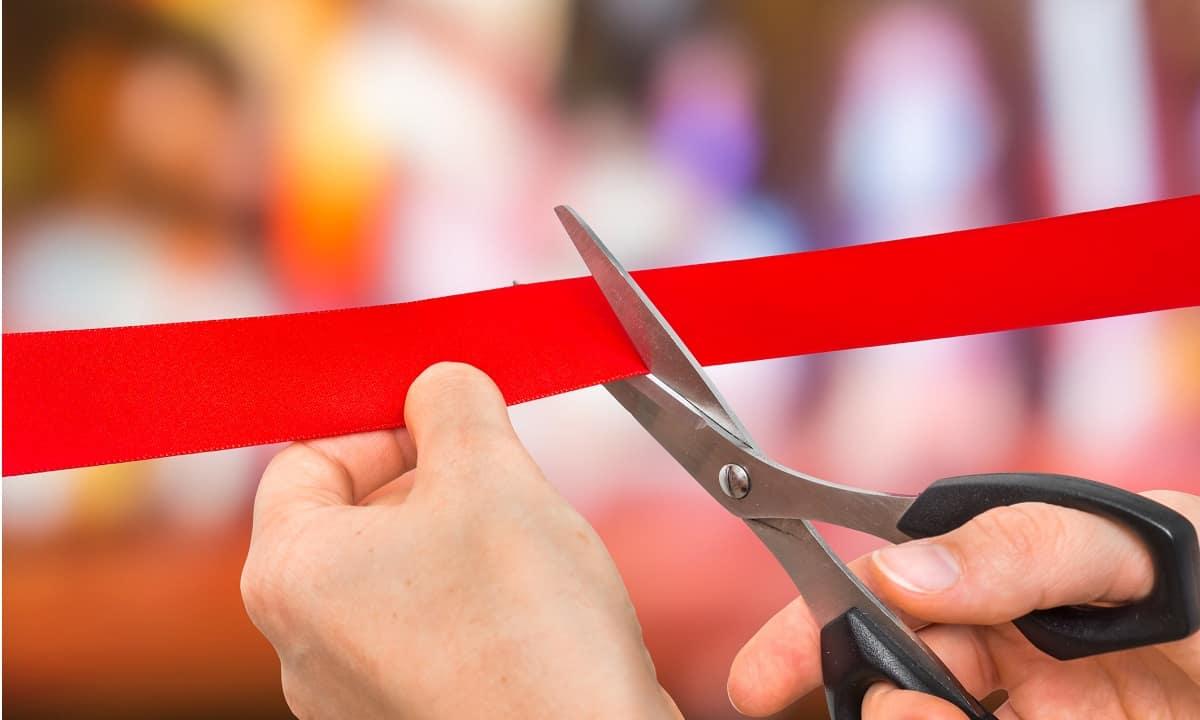 Microsoft Hosts Ribbon-Cutting for Microsoft Software ...