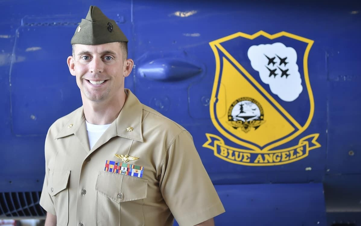 Two Worldwide Graduates Named to 2018 Blue Angels | Embry ...