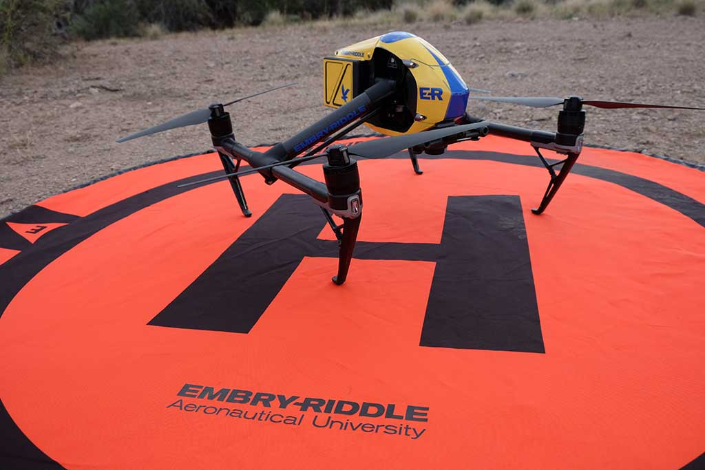 Embry-Riddle drone