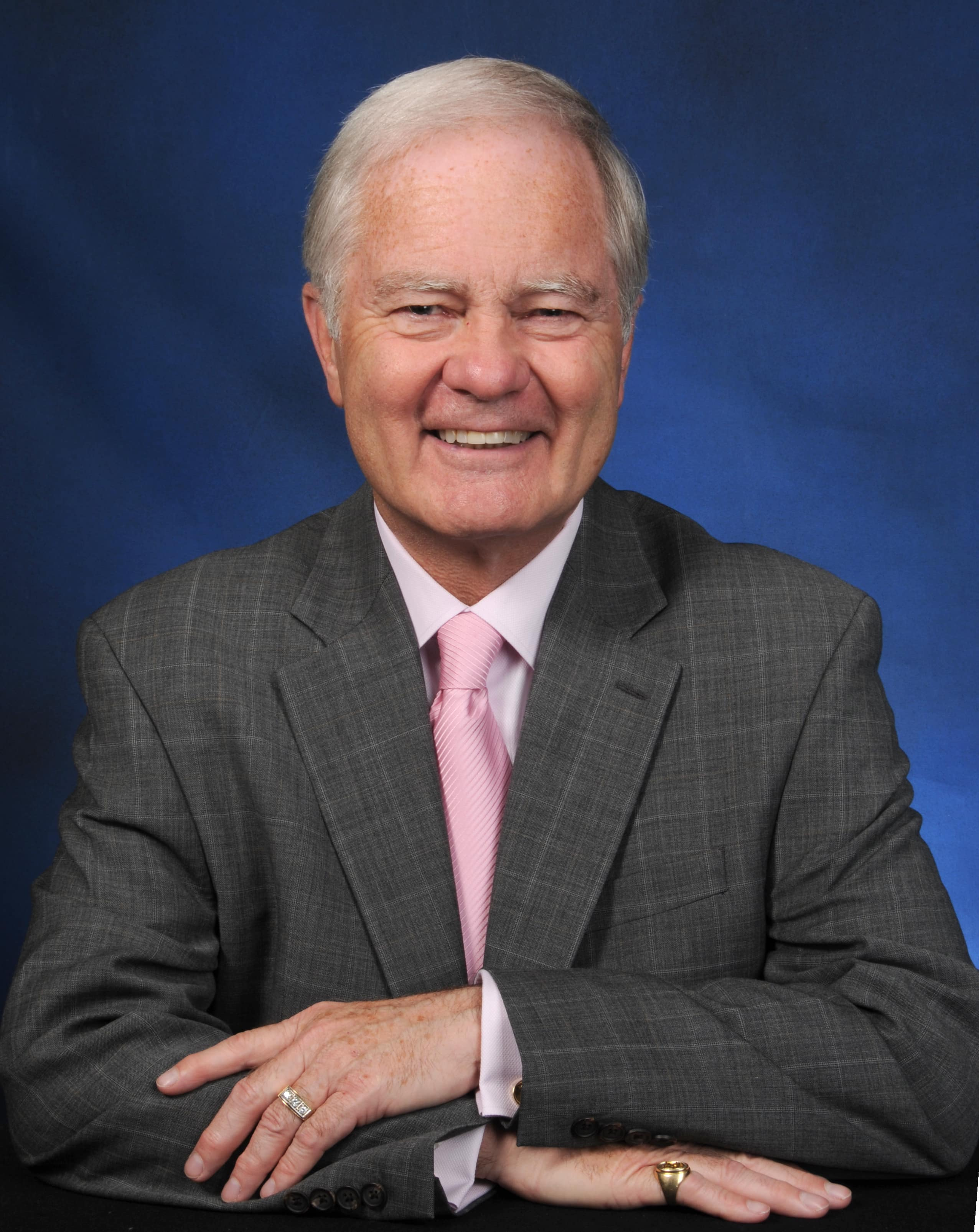 Board of Trustees member Ronald Keys