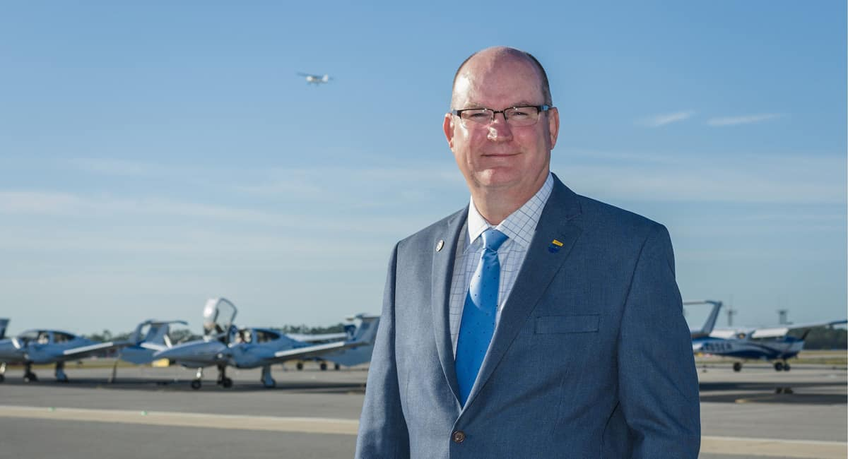 Aviation Dean Alan Stolzer Tapped for Top National Safety