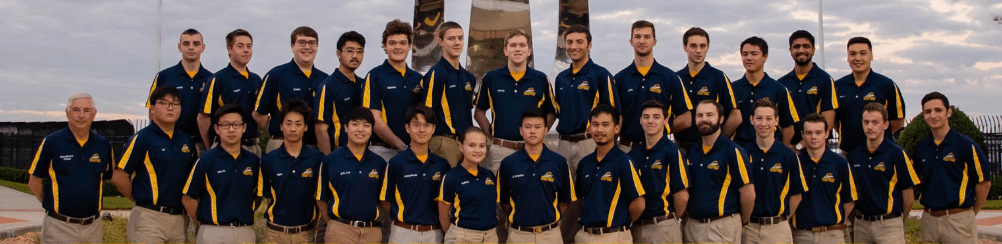The Daytona Beach Eagle Flight Team (Photo: Embry-Riddle)