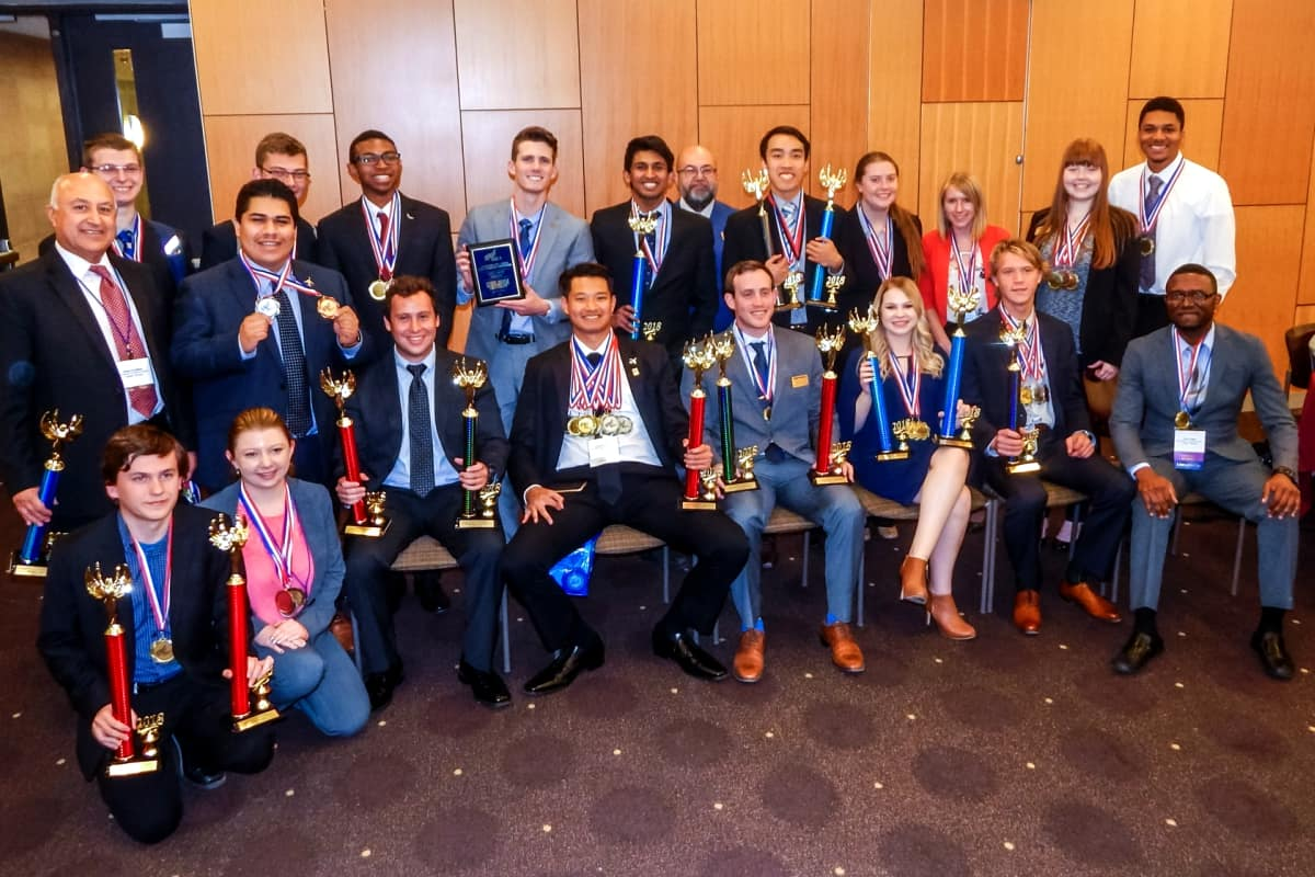 Phi Beta Lambda Business Club Takes State Competition for 12th Straight Year