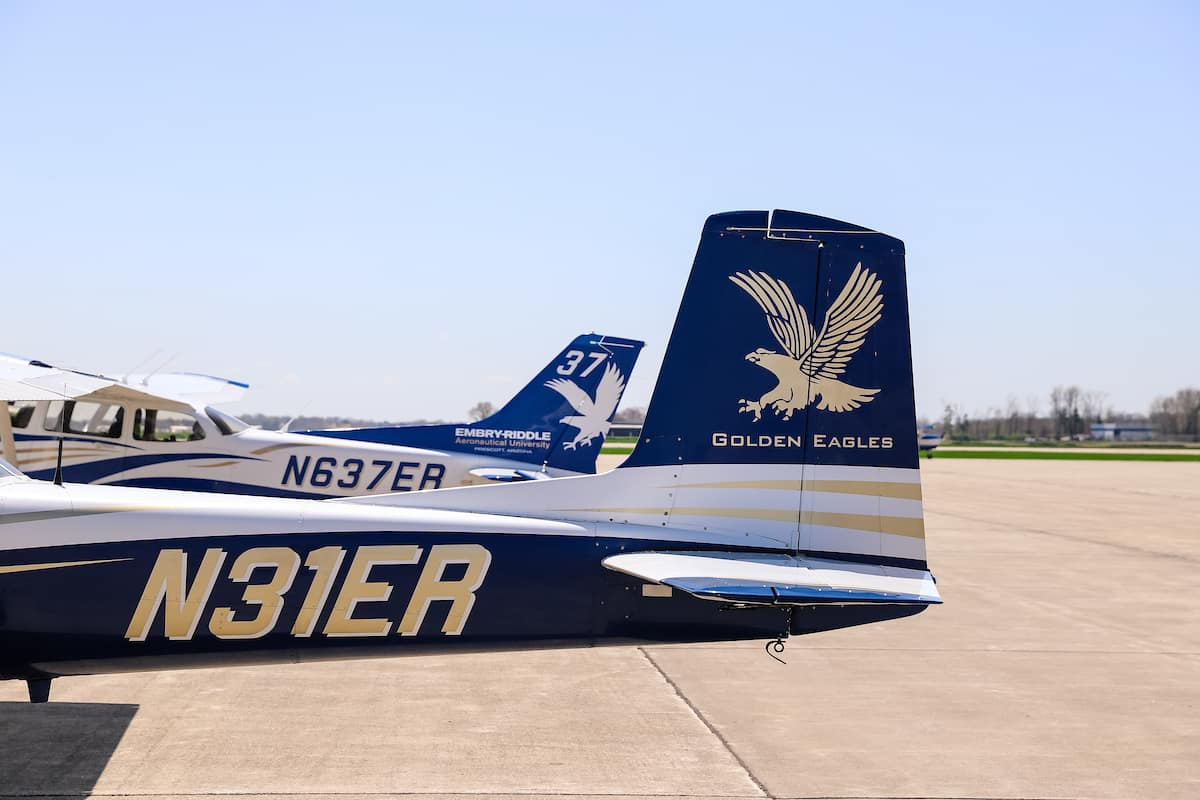 The 2019 Golden Eagles Flight Team Win NIFA Regional Championship for 33rd Consecutive Year