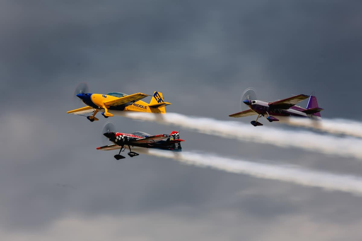 Embry-Riddle and City of Prescott Present the Wings Out West Airshow Oct 5