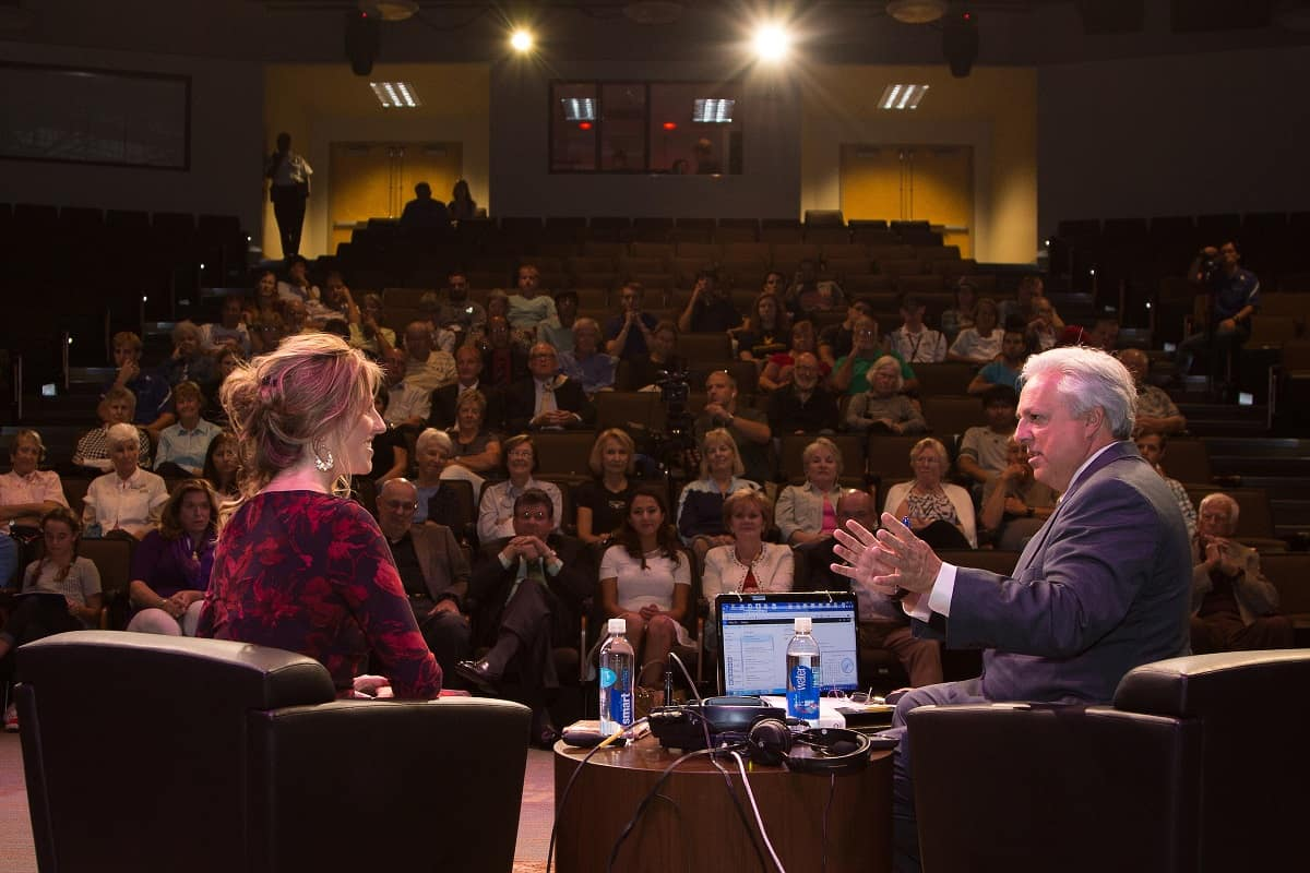 Embry-Riddle Speaker Series Kicks Off Sept. 12 with Author David McCullough