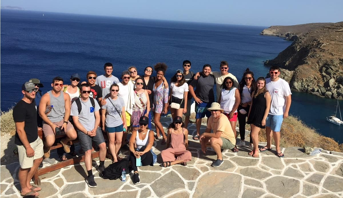 Study Abroad - Greece - photo