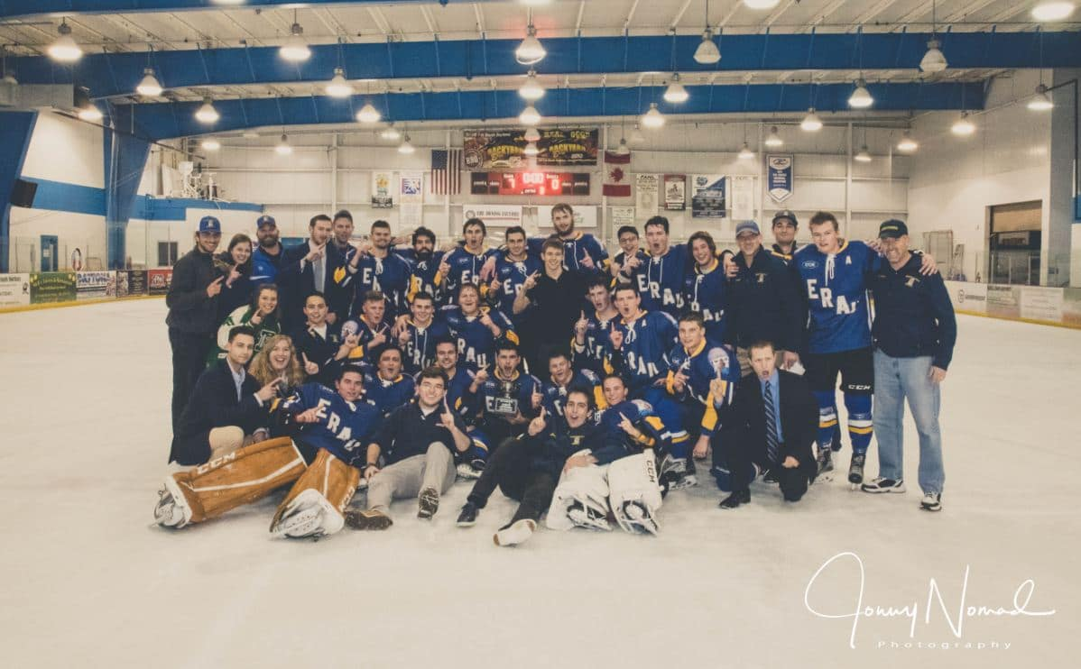 Team EFCHC Champs 2018