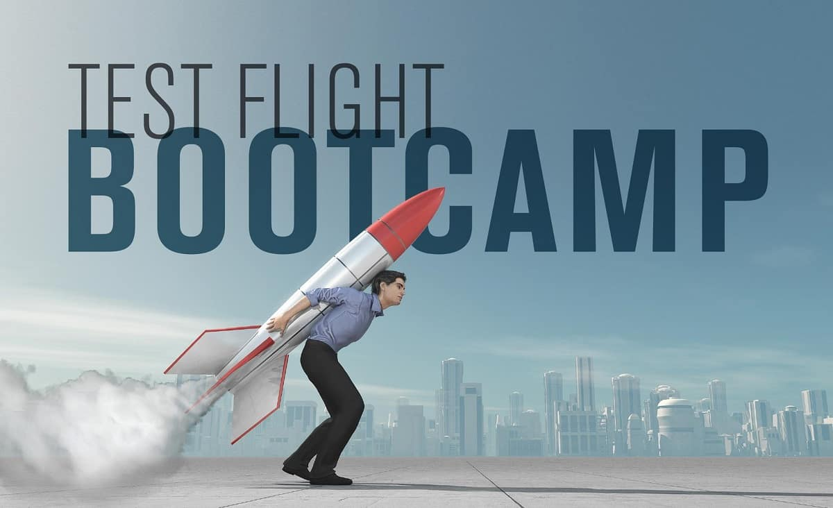 Have A Great Business Idea But Dont Know Where To Start Test Flight Bootcamp May Be Your Answer Embry Riddle Aeronautical University Newsroom