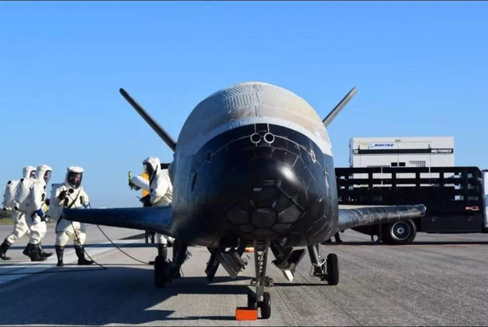 The X-37B Space Plane
