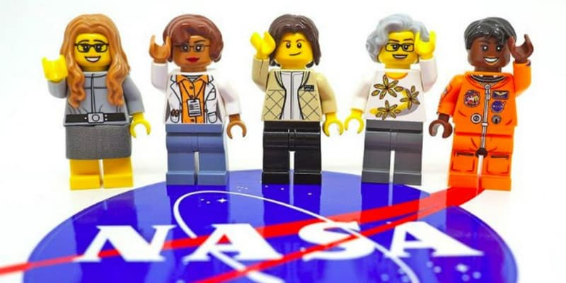 LEGO's Women of NASA set